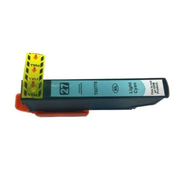 Suit Epson. 277XL Light Cyan Compatible Inkjet Cartridge