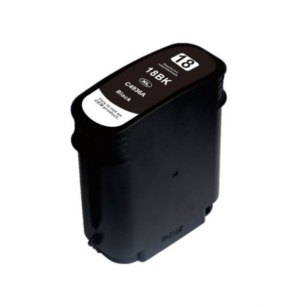 Suit HP. 18 #18 High Yield Black Compatible Inkjet Cartridge
