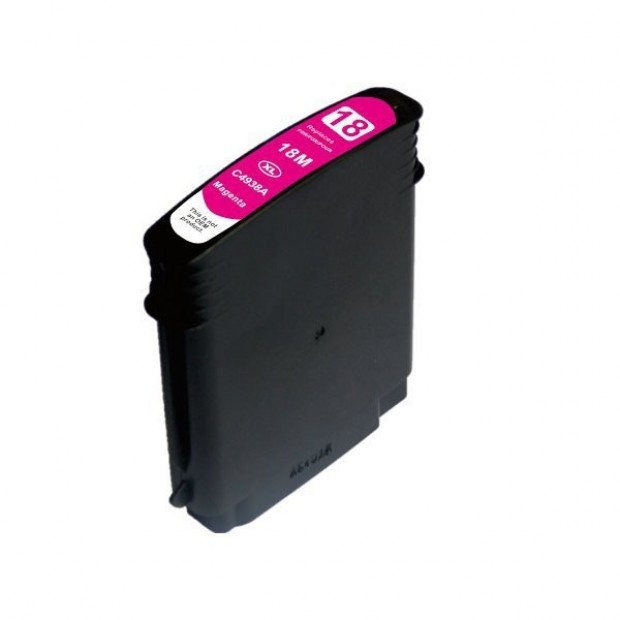Suit HP. 18 #18 High Yield Magenta Compatible Inkjet Cartridge