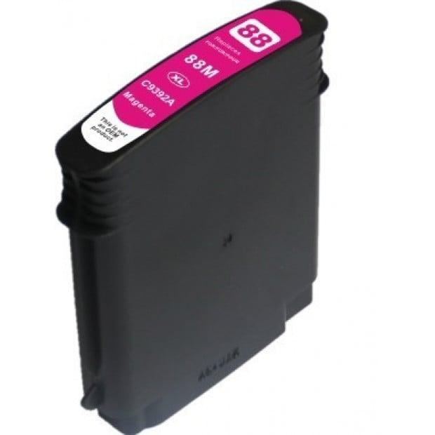 Suit HP. 88XL Magenta CC9392A Compatible Inkjet Cartridge