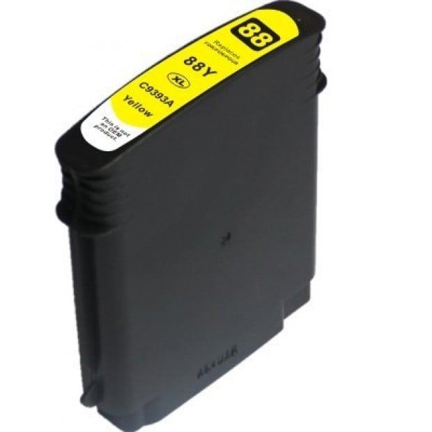 Suit HP. 88XL Yellow CC9393A Compatible Inkjet Cartridge