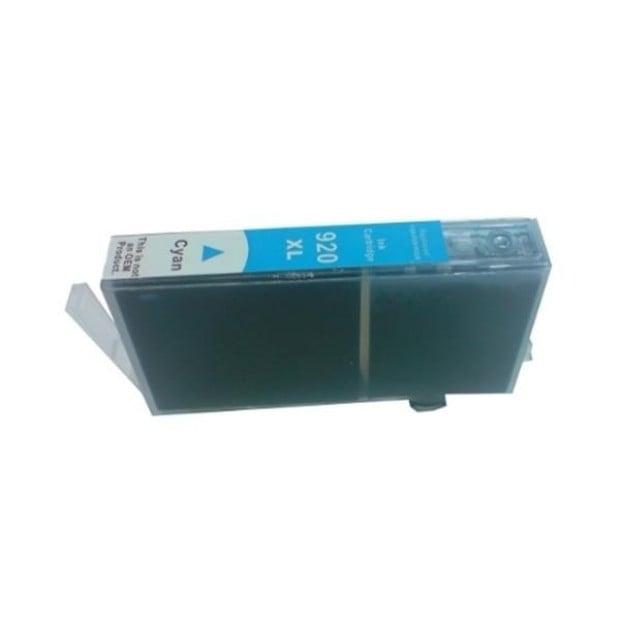 Suit HP. 920XL Cyan Compatible Inkjet Cartridge