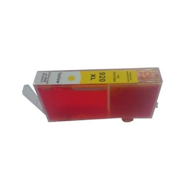 Suit HP. 920XL Yellow Compatible Inkjet Cartridge