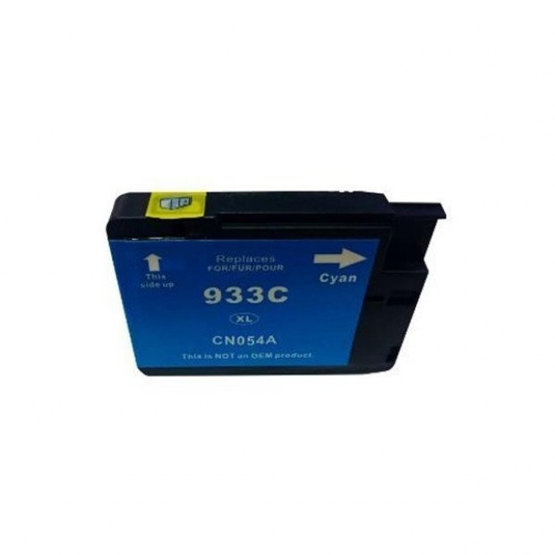Suit HP. 933XL Cyan Compatible Cartridge with Chip