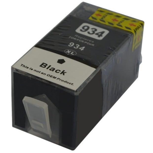 Suit HP. 934XL C2P23AA Black Compatible Inkjet Cartridge