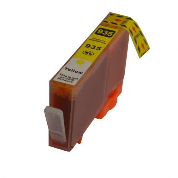 Suit HP. 935XL C2P26AA Yellow Compatible Cartridge