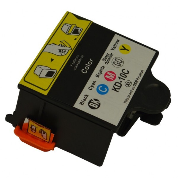 Suit Kodak. Series 10 Colour Compatible Inkjet Cartridge