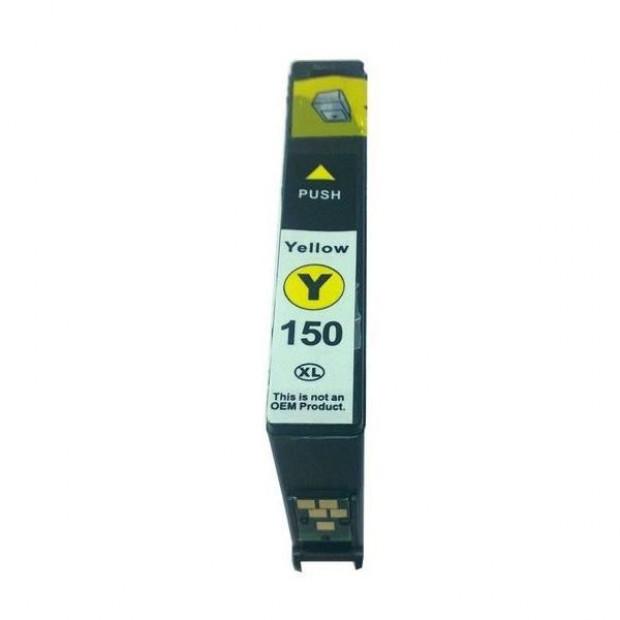 Suit Lexmark. 150XL Yellow Compatible Inkjet Cartridge
