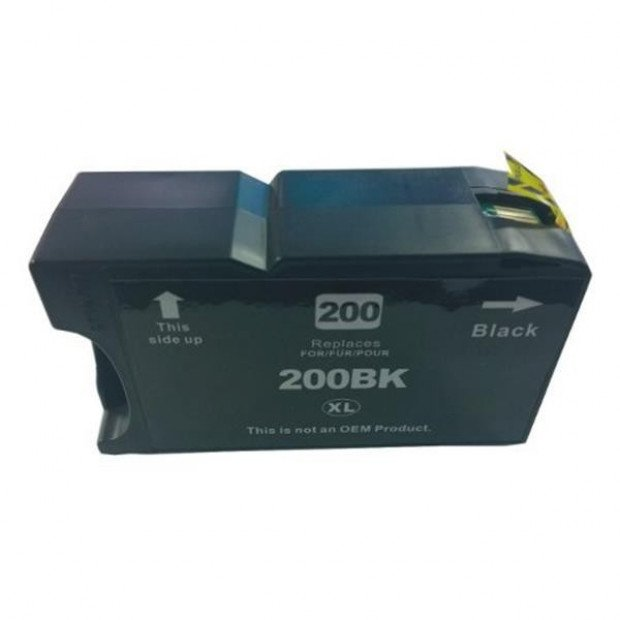 Suit Lexmark. 200XL / 220XL Pigment Black Compatible Inkjet Cartridge