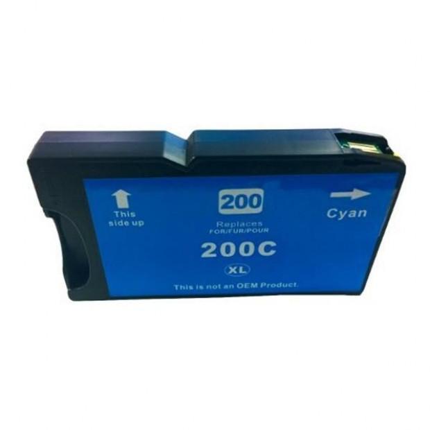 Suit Lexmark. 200XL / 220XL Pigment Cyan Compatible Cartridge