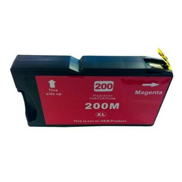 Suit Lexmark. 200XL / 220XL Pigment Magenta Compatible Cartridge