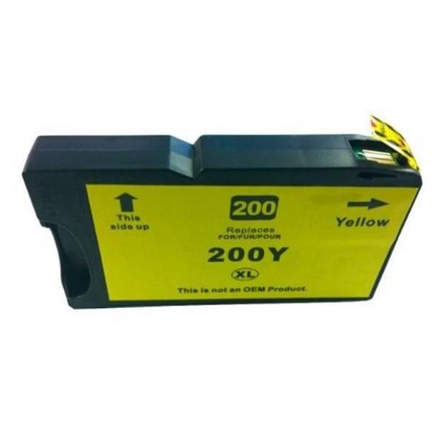 Suit Lexmark. 200XL / 220XL Pigment Yellow Compatible Cartridge