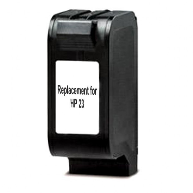 Suit HP. C1823 #23 Remanufactured Inkjet Cartridge