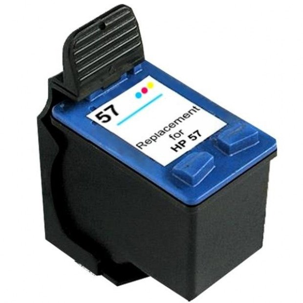 Suit HP. C6657 #57 Remanufactured Inkjet Cartridge