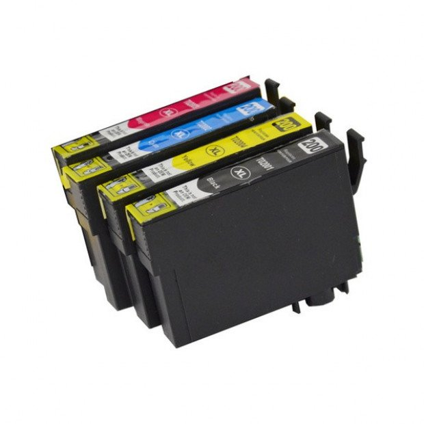 Premium Inkjet Cartridge Set to suit Epson 200XL
