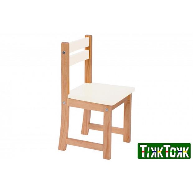 TikkTokk Little BOSS Chair - White