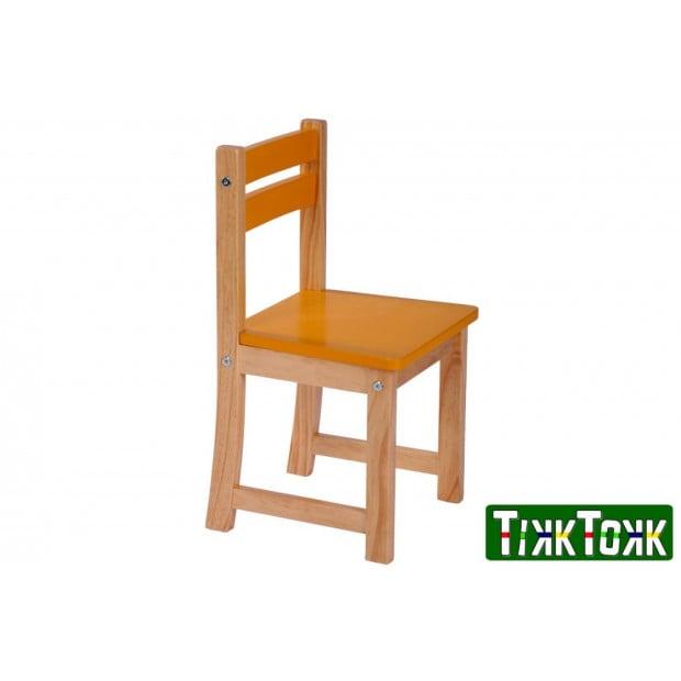 TikkTokk Little BOSS Chair - Yellow