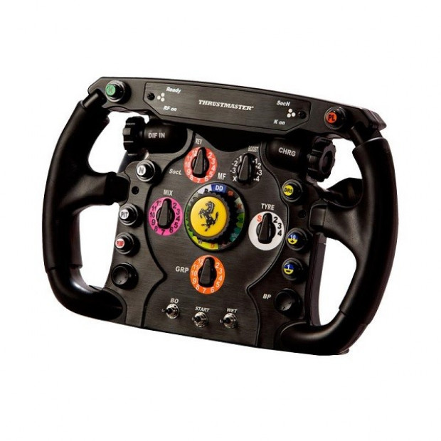 Thrustmaster T500 RS & TX Wheel Ferrari F1 Wheel Add On