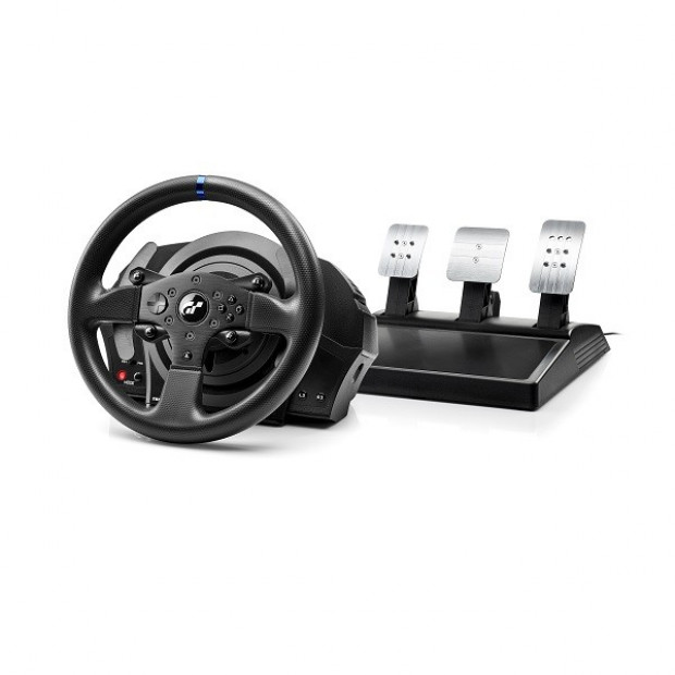 Thrustmaster T300 RS GT Force Feedback Racing Wheel PC, PS3 & PS4 Image 1