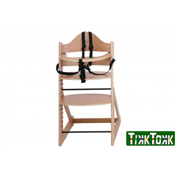 TikkTokk ROYAL High Chair - Beech