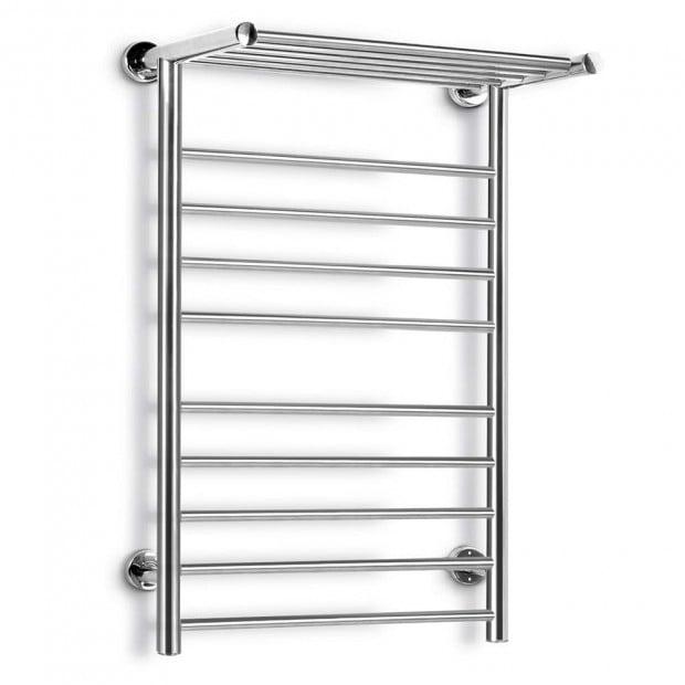 14 Rung Electric Heated Towel Rail Image 1