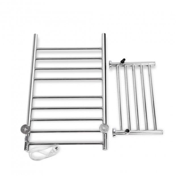 14 Rung Electric Heated Towel Rail Image 5