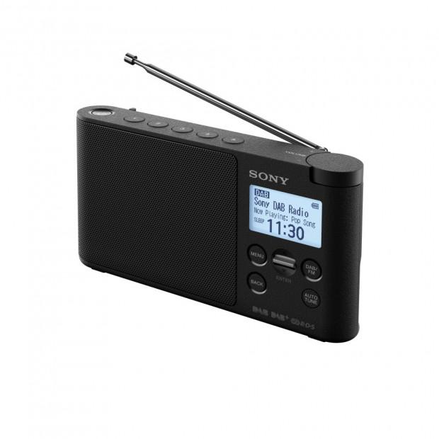 Sony XDR-S41DB Portable DAB/DAB+ Radio - Black