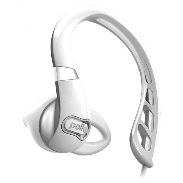 POLK Audio UltraFit 500 In-ear Headphone - White