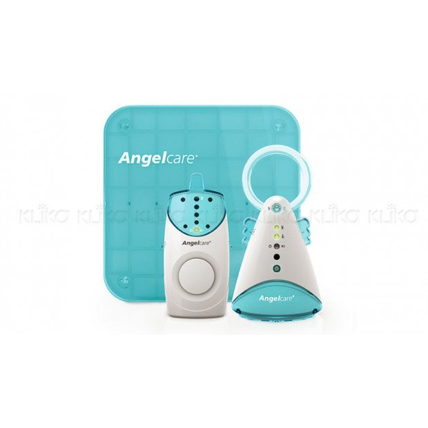 Angelcare Baby Monitor with Sound and Movement Sensor Pad ACS601