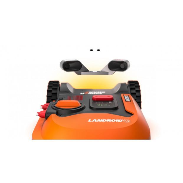 WORX WA0860 Landroid Robotic Lawn Mower, Anti Collision System