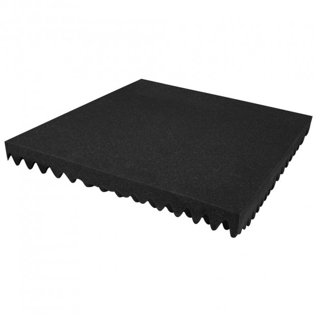Set of 20 Acoustic Foam - Eggshell Image 4
