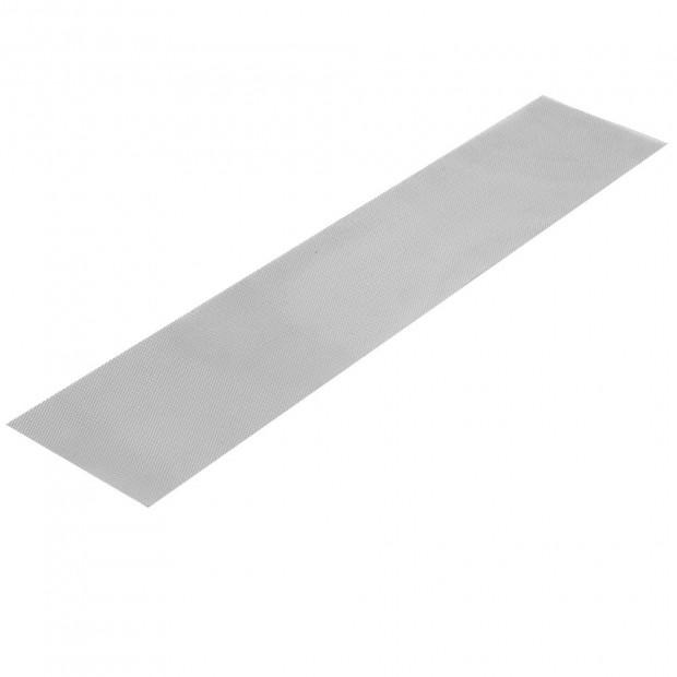 20 Piece Aluminium Gutter Guard - Silver Image 1