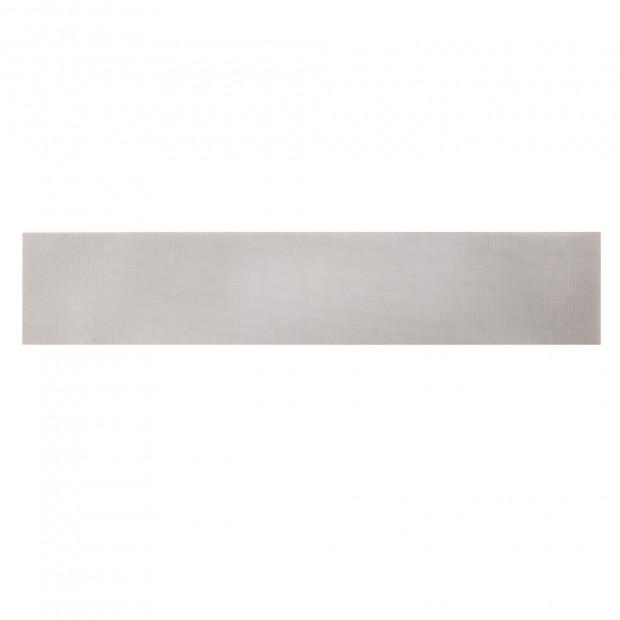 20 Piece Aluminium Gutter Guard - Silver Image 2