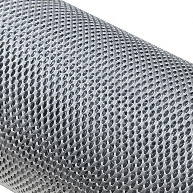 20 Piece Aluminium Gutter Guard - Silver Image 5