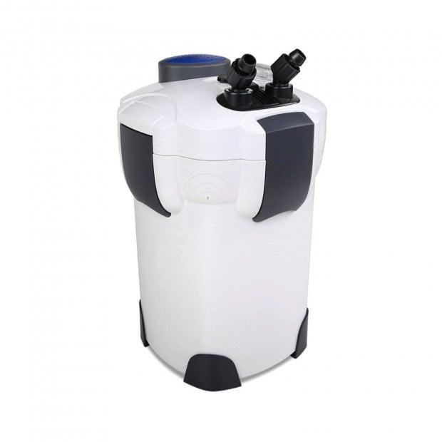 Aquarium External Canister Filter Aqua Fish Tank UV Light 2400L/H
