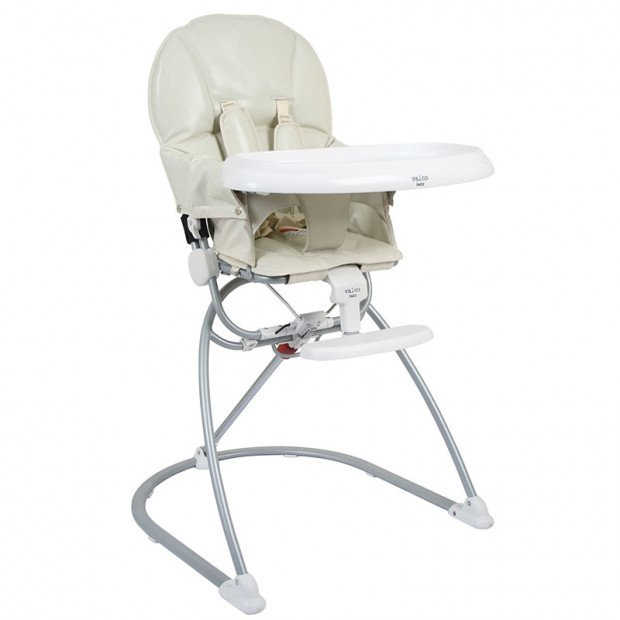 Valco Baby Astro High Chair Ivory