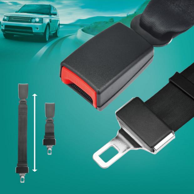 Heavy Duty Car Vehicle Seat Belt Extension Extender