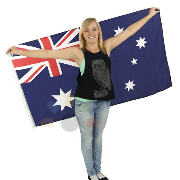 Australian Flag 150cm  x 90cm