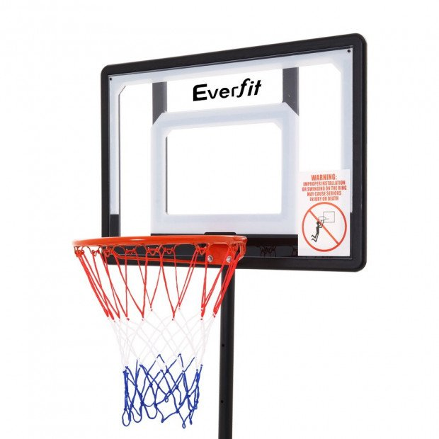 Adjustable Portable Basketball Stand Image 6