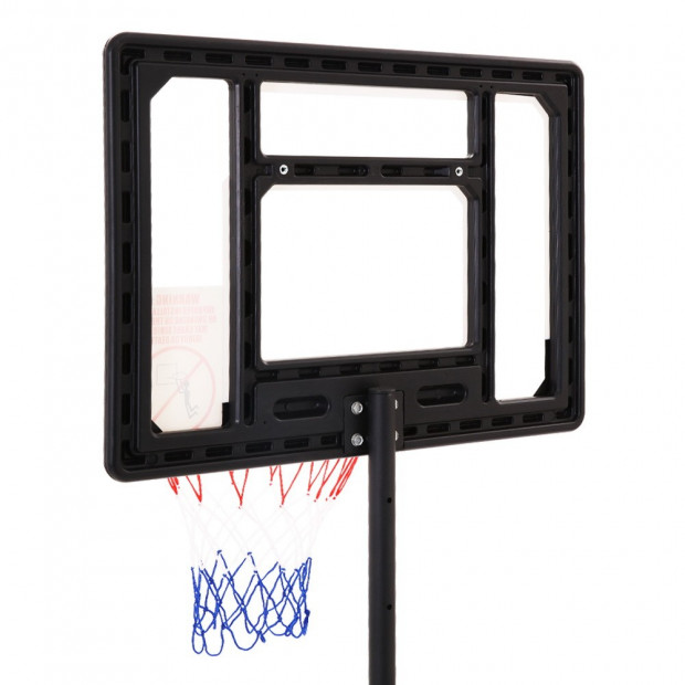 Adjustable Portable Basketball Stand Image 7