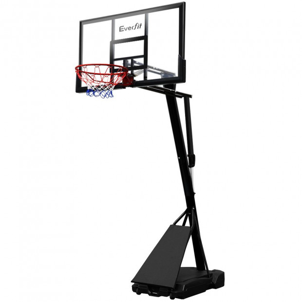 Pro Portable Basketball Stand  Ring Hoop Net Height Adjustable 3.05M