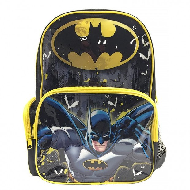 Batman Kids Basic Backpack