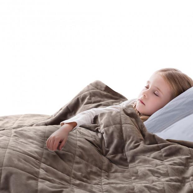 Kids Weighted Blanket Deep Relax Sleeping