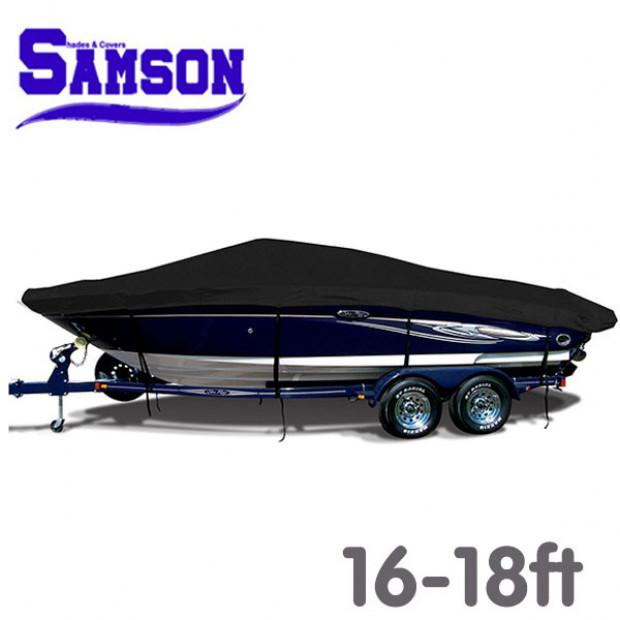 Samson Heavy Duty Trailerable Boat Cover 16-18ft
