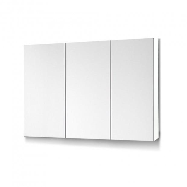 900 x 720mm Bathroom Vanity Mirror With Cabinet