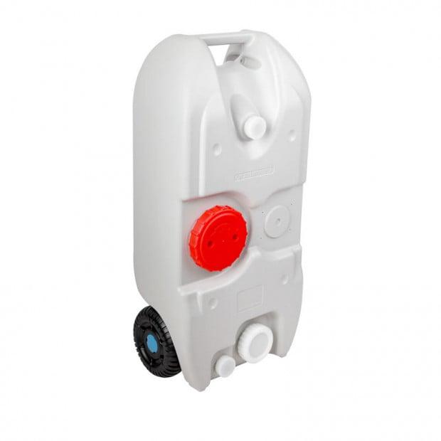 40L Portable Wheeling Water Tank