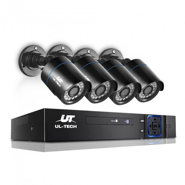 1080P Four Channel HDMI CCTV Security Camera