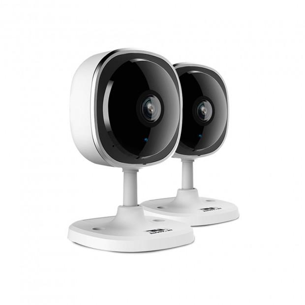UL-TECH 1080P Wireless IP Camera CCTV Security System  White
