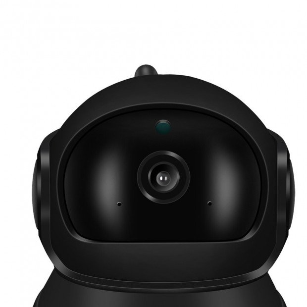 UL-TECH 1080P Wireless IP Camera CCTV Security System  Black Image 5