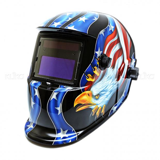 Centurion Solar Auto Darkening Welding Helmet Eagle